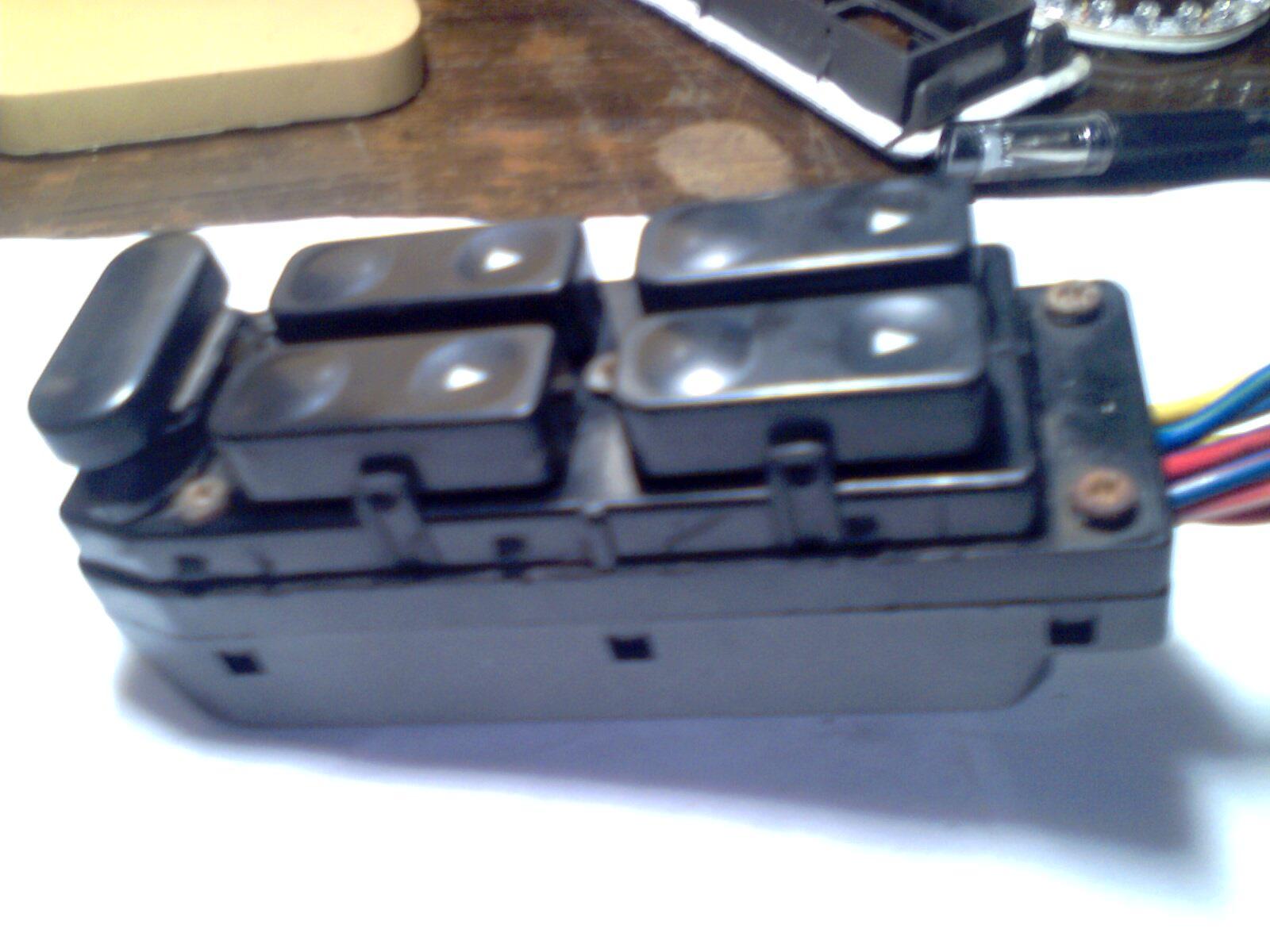 mengatasi switch power windows yang ngadat sephiaWiring Diagram Power Window Panther #13